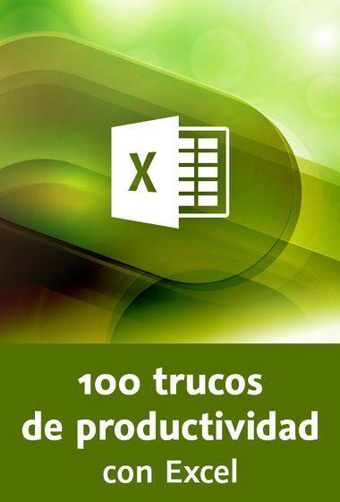 Descubre 100 nuevas formas de usar la potencia de Microsoft Excel Optimiza tu trabajo en Excel con la variada lista de trucos que te presenta este curso. Esta formación te presenta importantes detalles sobre la propia configuración de Excel, hasta técnicas que servirán para proteger nuestra información o aumentar nuestra velocidad de trabajo. Este curso es, en definitiva, una excelente recopilación de trucos agrupados por objetivo, para que encuentres el tip adecuado que te servirá para