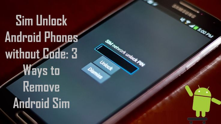 3 Ways to Remove or #Unlock #Android #Sim Lock. Way 1. Using Android SIM Unlock #Software. Way 2. Use #Galaxsim App. Way 3. Use #Galaxy S Unlock To Unlock SIM.