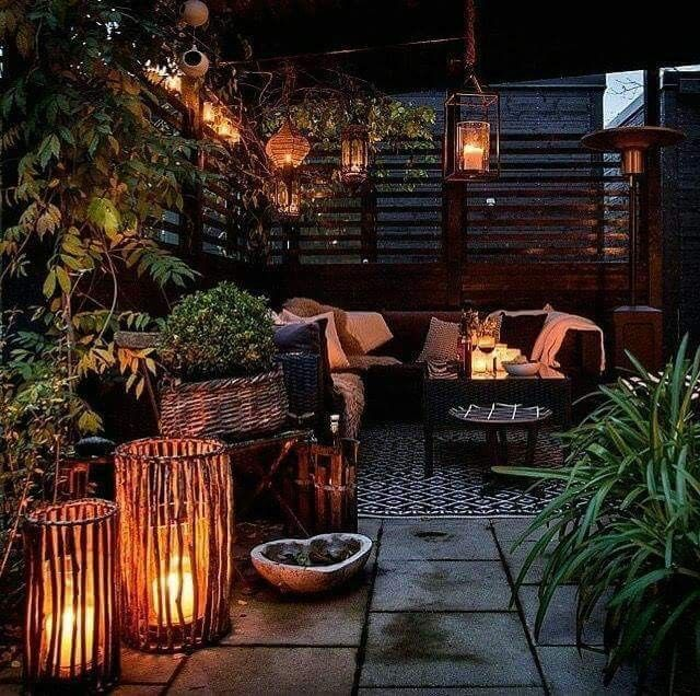 Mood Lighting Options Perfect For An Evening Of