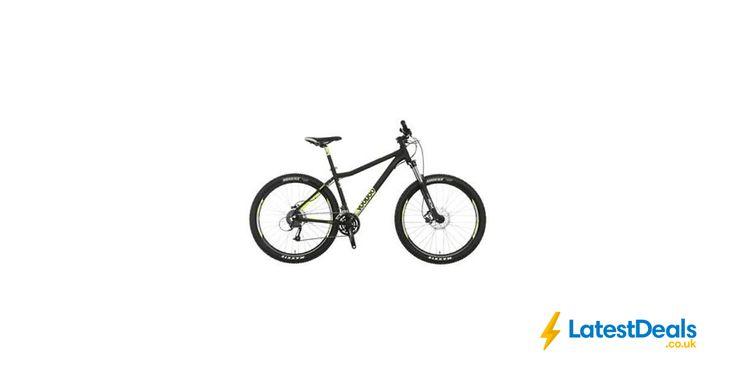 """VooDoo Bantu Mens Mountain Bike 27.5"""" Wheels Alloy Frame at Halfords/ebay, £360"""