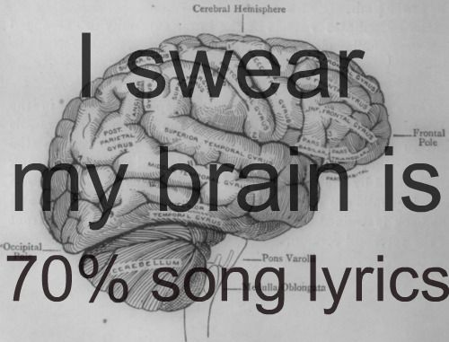 or at least the tunes: 99 999999, My Life, My Husband, Children Songs, Songs Lyrics, Movie Quotes, Totally Me, 100, Song Lyrics