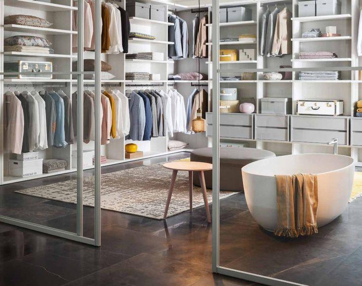 Cabina Armadio Moderna Yoga : The best cabina armadio images walk in wardrobe