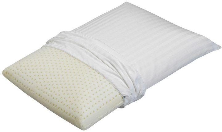 Simmons Extra Firm Latex Foam Pillow