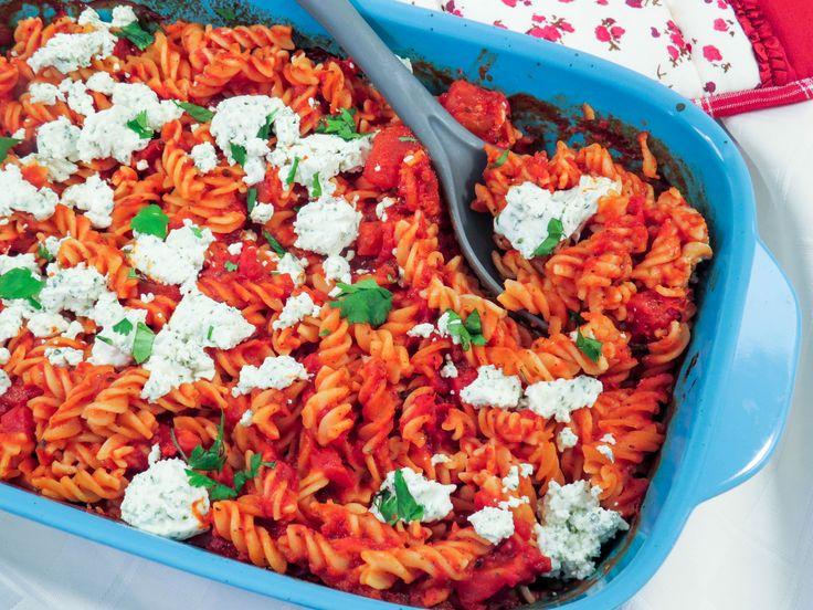 3-Ingredient No Boil Gluten-Free Pasta Dinner #glutenfree #pasta @muirglen @ronzoni