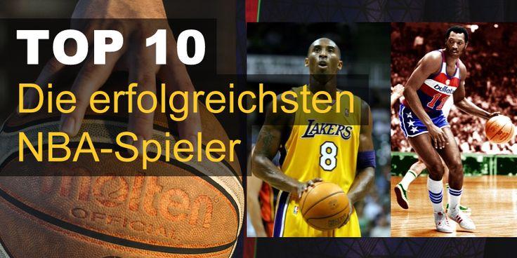 Die erfolgreichsten NBA-Spieler. Diese Top 10 Liste zeigt 10 NBA-Spieler mit den meisten in ihrer Karriere erzielten NBA-Punkte.
