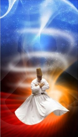 """In my heart your share is the whole"""" """" Mansour Al-Hallaj,  Mansur al Hallaj was a Persian mystic, revolutionary writer and teacher of Sufism,"""