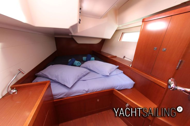 Very wide and comfortable cabins that makes you feel like home!