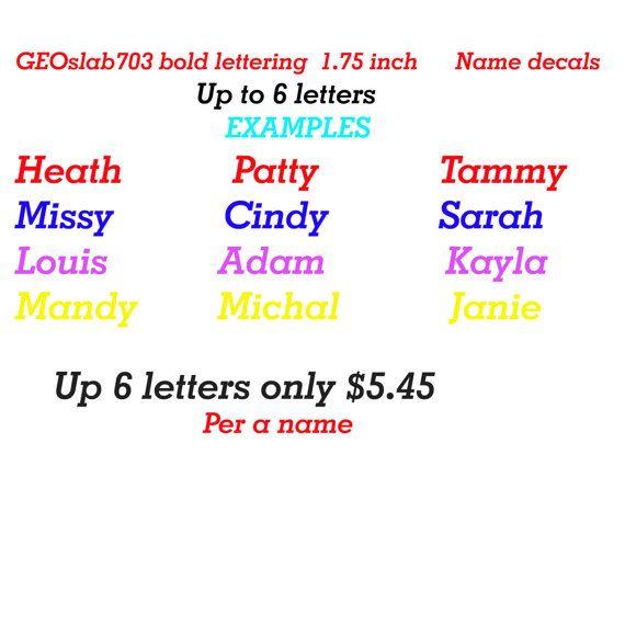 Best Custom Lettering Images On Pinterest Vinyl Lettering - Custom made window decals for trucks