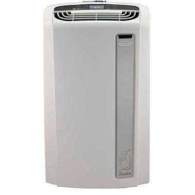 Pinguino 12,000 BTU Whisper Quiet Portable Air Conditioner with BioSilver Air Filter
