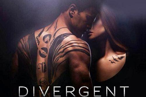 Divergent kiss