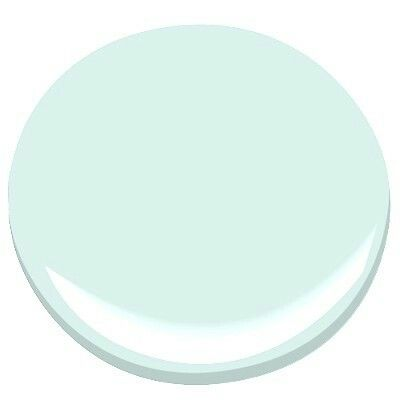 Icing On The Cake Benjamin Moore 2049-70. Sunporch walls and ceiling