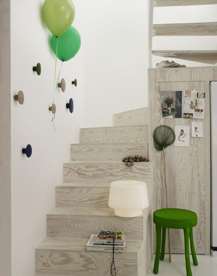 Sisustus - portaikko