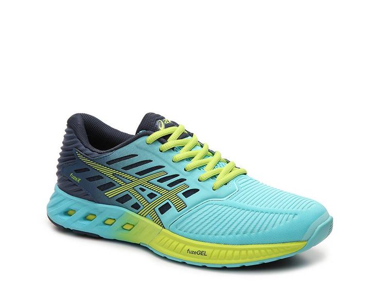 ASICS FuzeX Lightweight Running Shoe - Womens | DSW