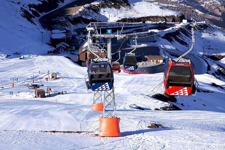 Valle Nevado tem novidades na temporada 2016