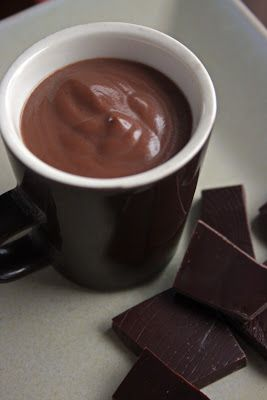 Chantico Drinking Chocolate Recipe