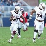 Online Photo Galleries - Football at Ole Miss