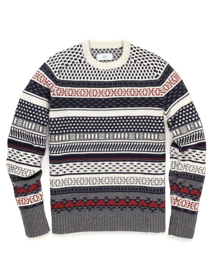 The 142 best images about Sweaters on Pinterest   Fair isles ...