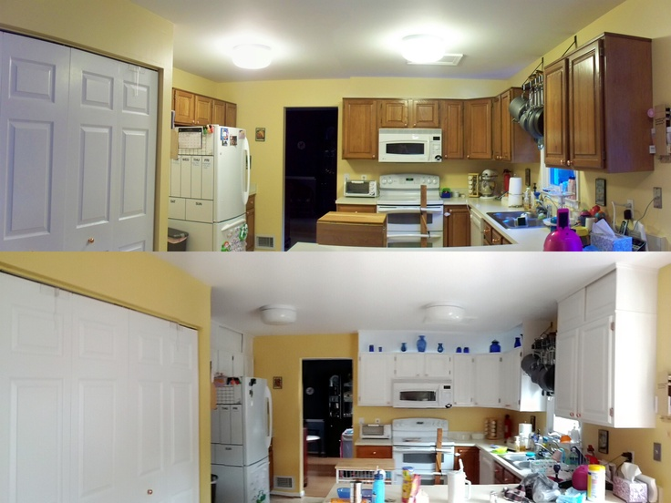 Kitchen Cabinets To Ceiling Height