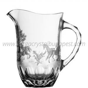 Run 4 Roses Clear Pitcher 548€