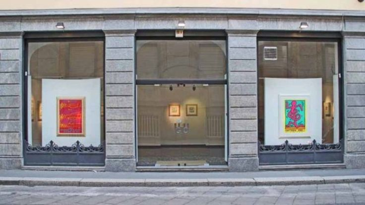 Temporary Store Milano: spazio Via Brera, situato nella caratteristica zona di via Brera, una delle zone piu esclusive e caratteristiche di Milano.