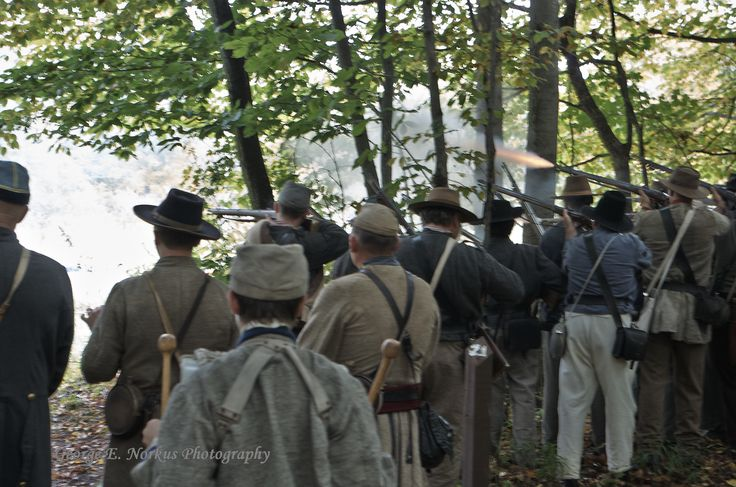 a description of the events that happened in gettysburg during the civil war The battle of gettysburg page includes battle maps, history articles, historical facts, expert videos, web links, and more on this 1863 civil war battle in pennsylvania in the summer of 1863, confederate gen robert e lee launched his second invasion of the northern states  during the night of july 4-5th, general robert e lee's battered.
