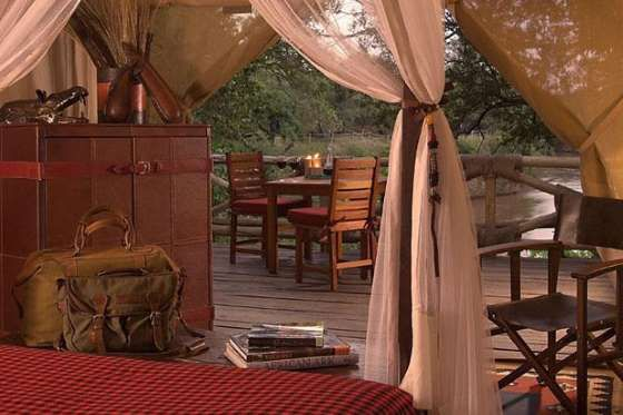 "<p><strong><a href=""http://www.fairmont.com/masai-mara-safari/"">This top-rated luxury tent resort</a... - Fairmont Hotels and Resorts"