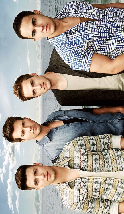 JAMES MASLOW ! WITH LOGAN ! KENDALL ! AND CARLOS !                                                                                                                                                                                 More