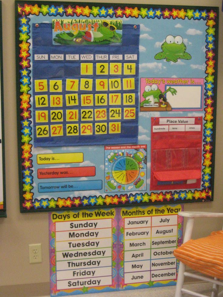 Kindergarten Calendar Routine Ideas : Best morning routine images on pinterest preschool