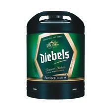 DIEBELS ALT Perfect Draft barile 6 LITRI 4,9% vol. 4,16 €/L