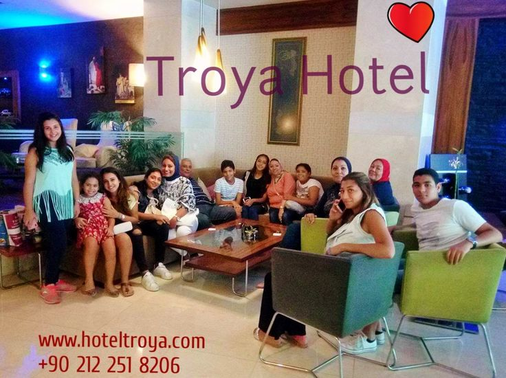 Au Troya Hôtel Taksim & au Troya Hotel Balat vous vous sentirez confortable et en paix, comme si vous étiez à la maison.