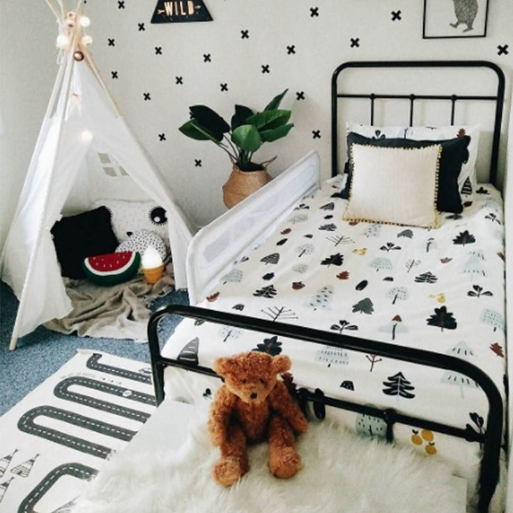#SuperAmartStyle Bedroom goals via @lucy.cruickshank featuring our Primer Single Bed for her little boy