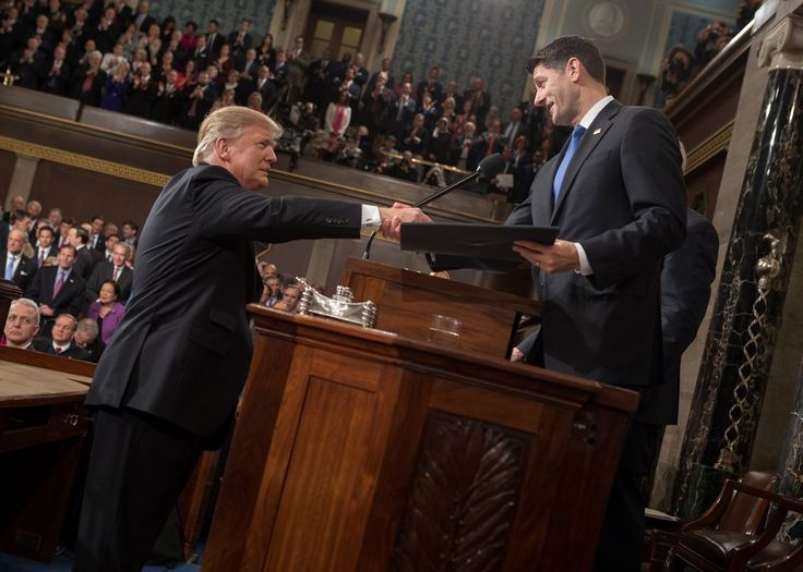 Congressional Republicans don't deserve a seat at the table, and Trump should stop pretending they do.