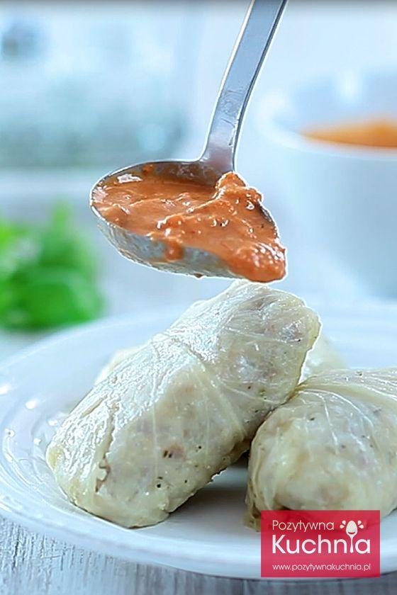 Sos pomidorowo-śmietanowy do gołąbków, mięs, ryżu i ziemniaków…