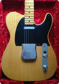 This is a devastatingly cool ultra rare Fender USA Custom Shop 'Time Machine' Relic '53 Telecaster - Custom spec'd with Abigail Ybarra Handwound 'Broadcaster' pickups and a lightweight solid swamp