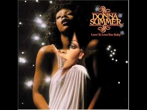 Donna Summer Love To Love You Baby   Original version 1975, vocalist D. Summer, electronic music,   Giorgio Moroder.  Video produced by: oirad1962