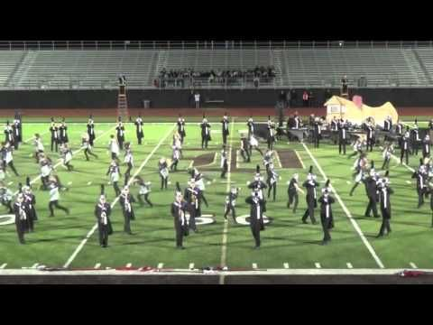 LEHI marching band 2015 @ Davis Cup - YouTube