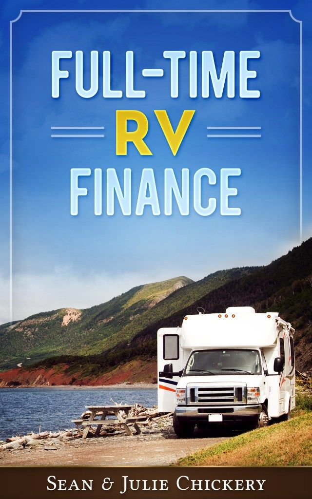 Full-Time RV Finance: Learn tips for budgeting for full-time travel, earning an income on the road, and implementing techniques for saving on campgrounds and more!
