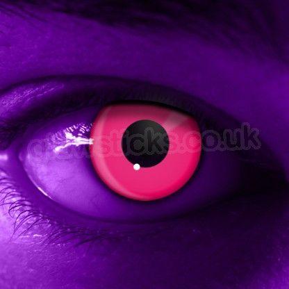 Novelty Contact Lenses | ... » UV Contact Lenses | Novelty Contact Lenses | Glowsticks.co.uk