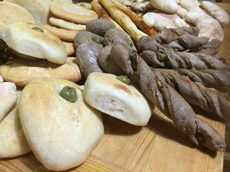 Pane e la sua lievitazione naturale