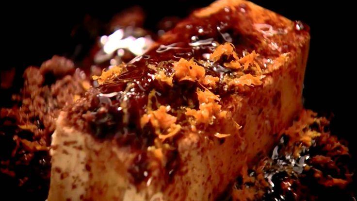 Nigella's Quick Christmas Cake with Chocolate & Tia Maria - FULL Recipe!