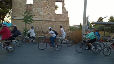 #Urban #Activism #atenistas #Athens #Cycling  Photo on @atenistas page on Facebook
