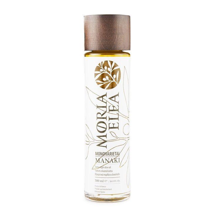 Moria Elea Extra Virgin Olive Oil 500ml