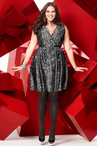 The+Best+Plus-Size+Dresses+To+Help+You+Sparkle+On+NYE+#refinery29