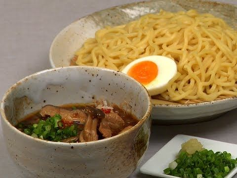 How to Make Tsukemen (Recipe) つけ麺 作り方レシピ