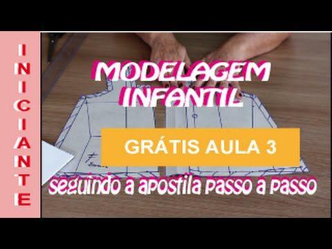 Modelagem Infantil Para Iniciantes - Aula 3