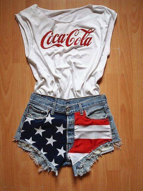 Shorts American Denim Shorts Light Wash High Waisted Shorts Americanza Shorts MADE TO ORDER