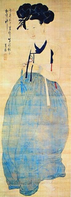 Beautiful Woman / Shin Yun-bok