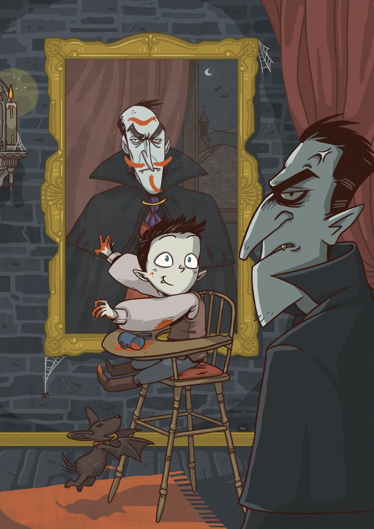 Grubby Vampire by ekzotik.deviantart.com on @deviantART