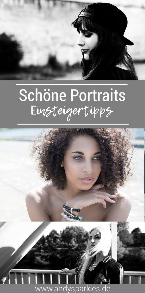 Bessere Portrait Fotografie – 5 einfache Fotografie Tipps