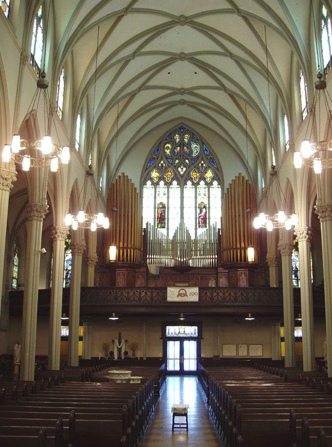 St. Monica's Roman Catholic Church, New York City